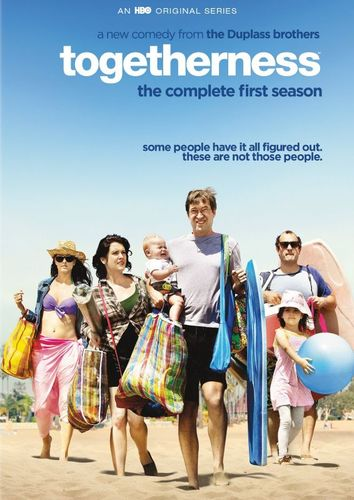 Togetherness: The Complete First Season [4 Discs] [DVD] 4750504