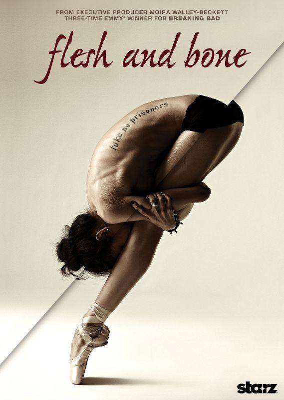 Flesh and Bone [2 Discs] [DVD] 4752900