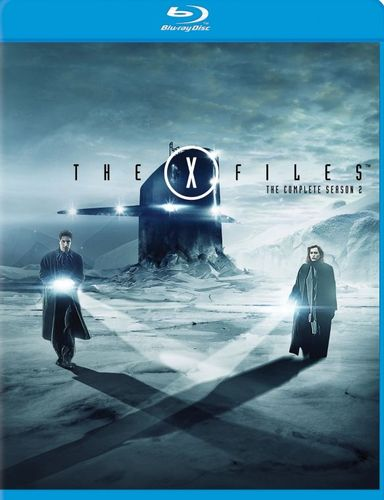 The X-Files: The Complete Season 2 [Blu-ray] [7 Discs] 4753803