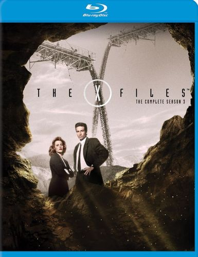 The X-Files: The Complete Season 3 [Blu-ray] [6 Discs] 4753806
