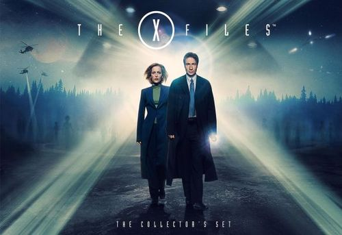 The X-Files: The Collector's Set [Blu-ray] 4753807