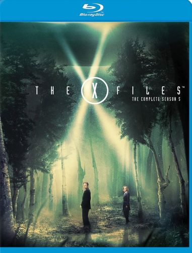 The X-Files: The Complete Season 5 [Blu-ray] [6 Discs] 4753808