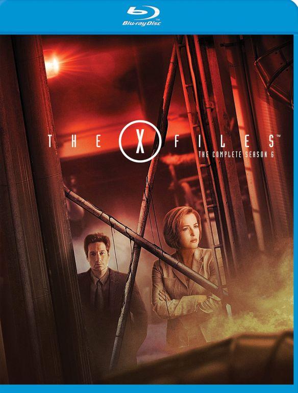 The X-Files: The Complete Season 6 [Blu-ray] [6 Discs] 4753901