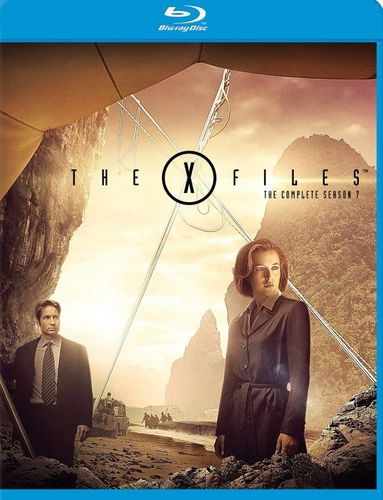 The X-Files: The Complete Season 7 [Blu-ray] [6 Discs] 4753903