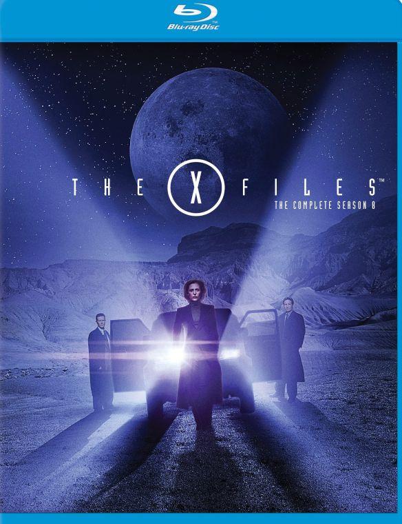 The X-Files: The Complete Season 8 [Blu-ray] [6 Discs] 4753904