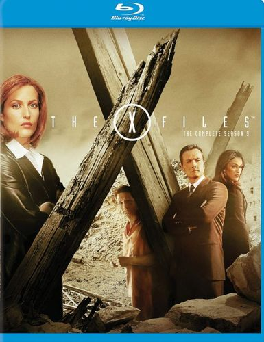 The X-Files: The Complete Season 9 [Blu-ray] [6 Discs] 4753905