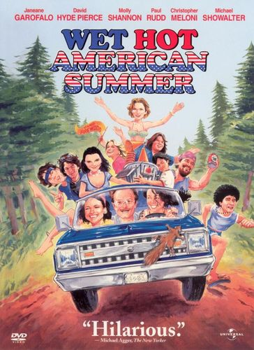 Wet Hot American Summer [DVD] [2001] 4755054
