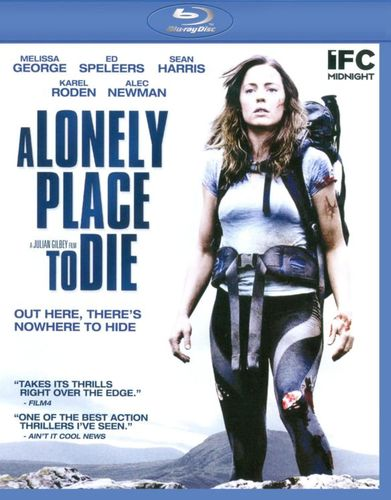 A Lonely Place to Die [Blu-ray] [2011] 4755133