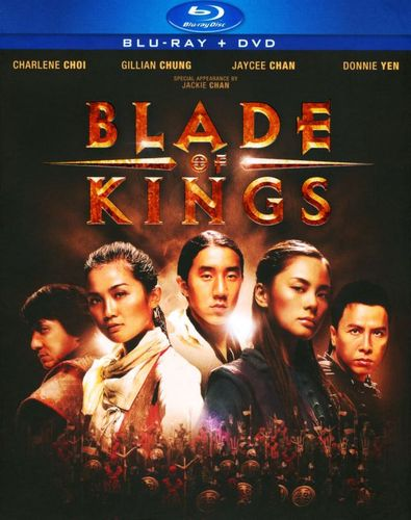 Blade of Kings [2 Discs] [Blu-ray/DVD] [2004] 4755142