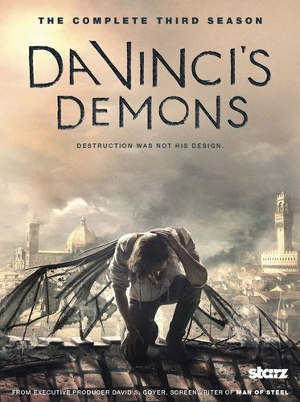 Da Vinci's Demons: Season 3 [3 Discs] [DVD] 4755305