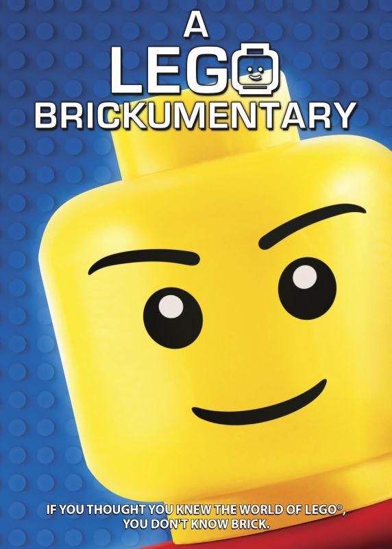 A LEGO Brickumentary [DVD] [2014] 4755306