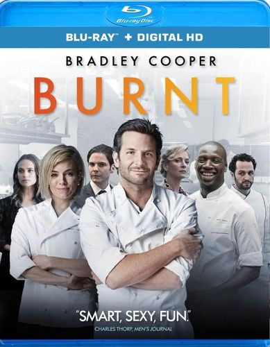 Burnt [Includes Digital Copy] [UltraViolet] [Blu-ray] [2015] 4755311