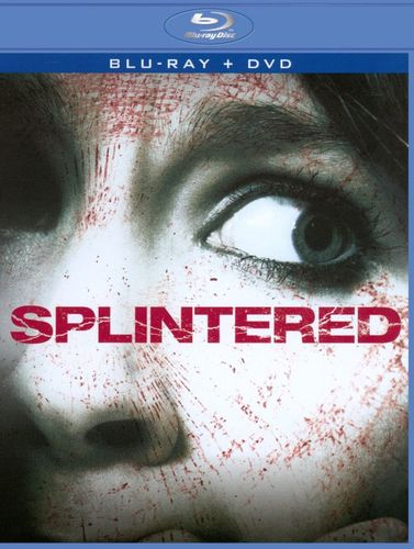 Splintered [2 Discs] [Blu-ray/DVD] [2008] 4755319