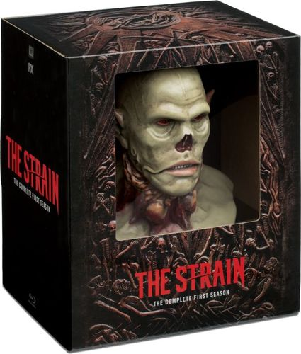 The Strain: Season 1 [3 Discs] [Collector's Limited Edition] [Blu-ray] 4757902