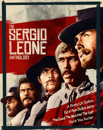 The Sergio Leone Anthology [Blu-ray] 4758000