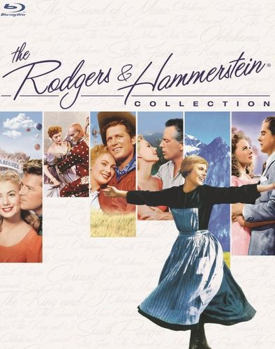 The Rodgers and Hammerstein Collection [Blu-ray] [8 Discs] 4758200