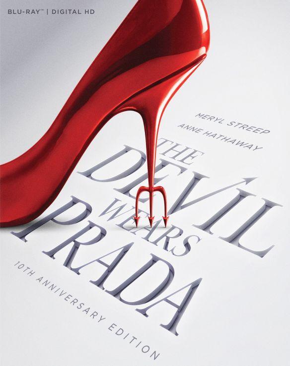 The Devil Wears Prada [10th Anniversary] [Blu-ray] [2006] 4758201