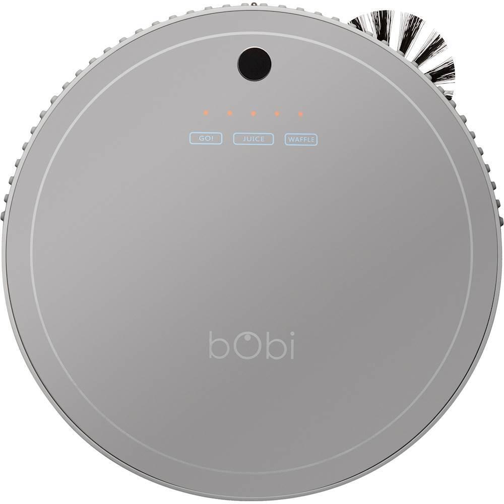 bObsweep bObi Pet Robot Vacuum Silver OP5727556SV