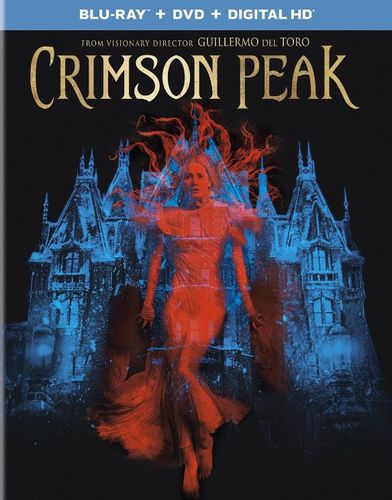 Crimson Peak [Includes Digital Copy] [UltraViolet] [Blu-ray/DVD] [2 Discs] [2015] 4758709