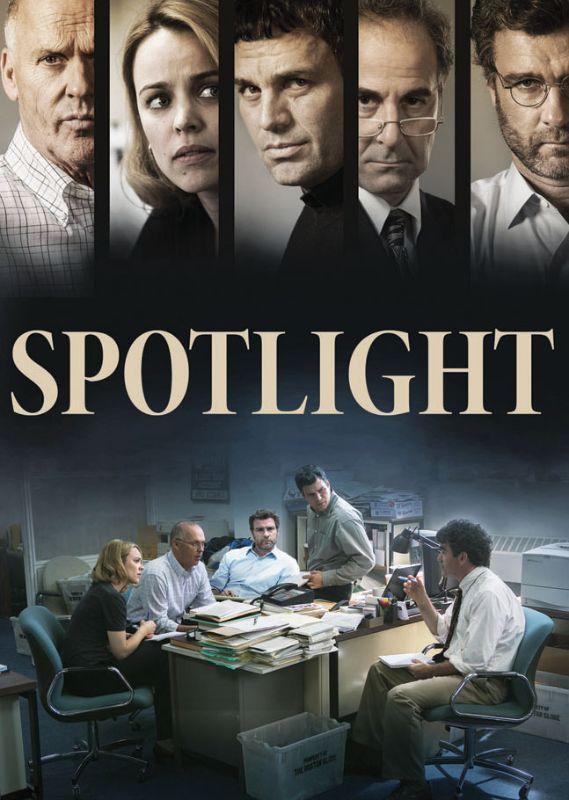 Spotlight [DVD] [2015]...