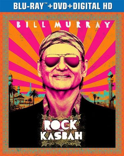 Rock the Kasbah [Includes Digital Copy] [UltraViolet] [Blu-ray/DVD] [2 Discs] [2015] 4758718