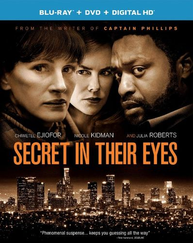 Secret in Their Eyes [Includes Digital Copy] [UltraViolet] [Blu-ray/DVD] [2 Discs] [2015] 4758721