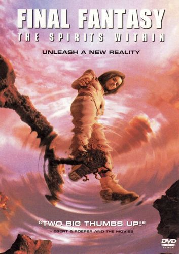 Final Fantasy: The Spirits Within [DVD] [2001] 4758989