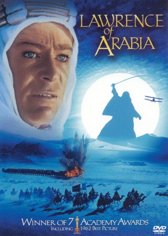 Lawrence of Arabia [DVD] [1962] 4758998