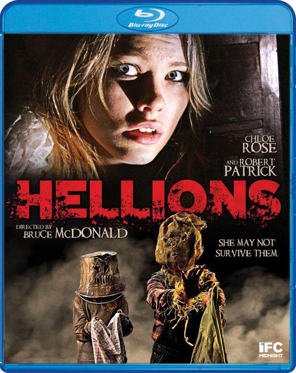 Hellions [Blu-ray] [2015] 4759775