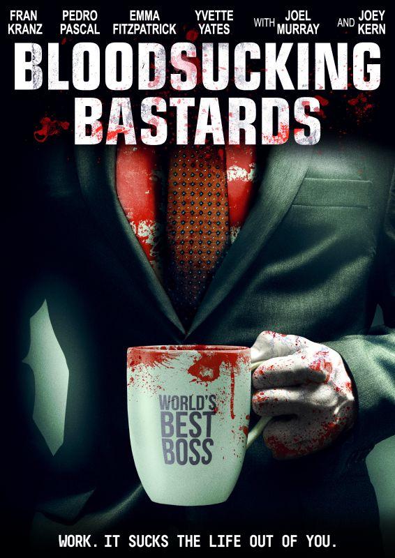 Bloodsucking Bastards [DVD] [2015] 4759780