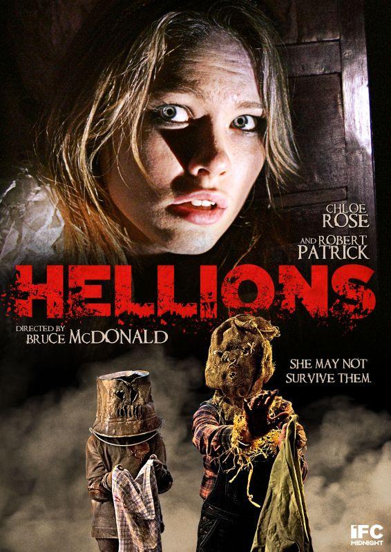 Hellions [DVD] [2015] 4759783