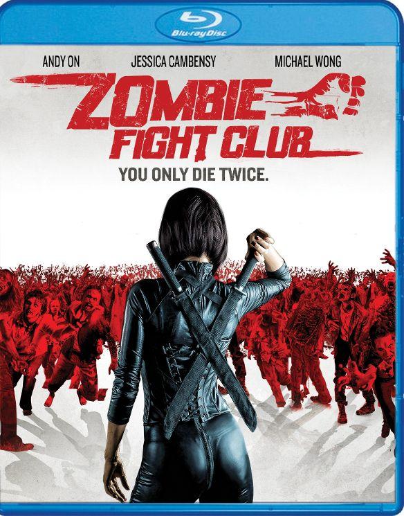Zombie Fight Club [Blu-ray] [2014] 4759795
