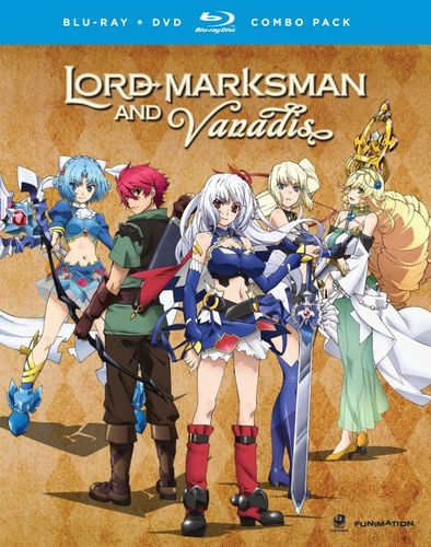 Lord Marksman and Vanadis: The Complete Series [Blu-ray] [4 Discs] 4759820