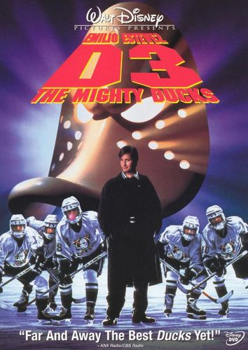 D3: The Mighty Ducks...