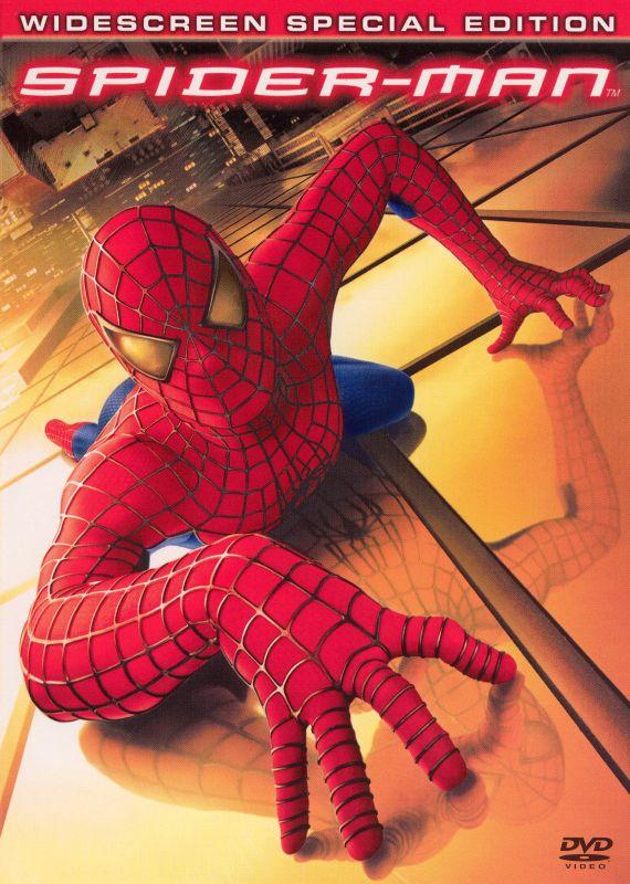 Spider-Man [WS] [Special Edition] [2 Discs] [DVD] [2002] 4768193