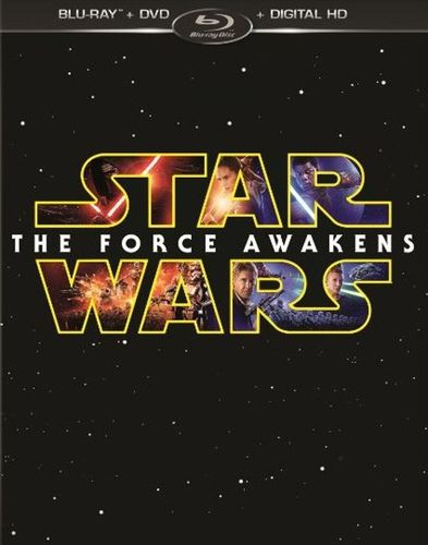 Star Wars: The Force Awakens [Includes Digital Copy] [Blu-ray/DVD] [2015] 4769300