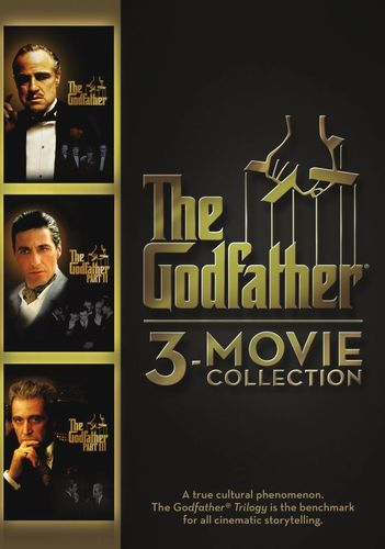 The Godfather 3-Movie Collection [3 Discs] [DVD] 4769900