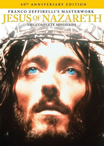Jesus of Nazareth: The Complete Miniseries [40th Anniversary Edition] [DVD] [1977] 4771600