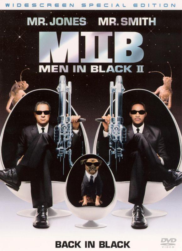 Men in Black 2 [WS] [Special Edition] [2 Discs] [DVD] [2002] 4774925