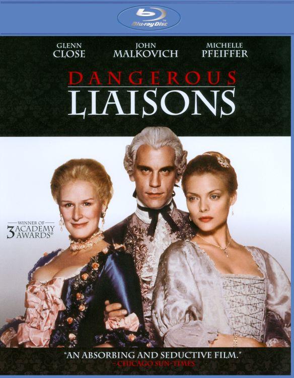Dangerous Liaisons [Blu-ray] [1988] 4775458