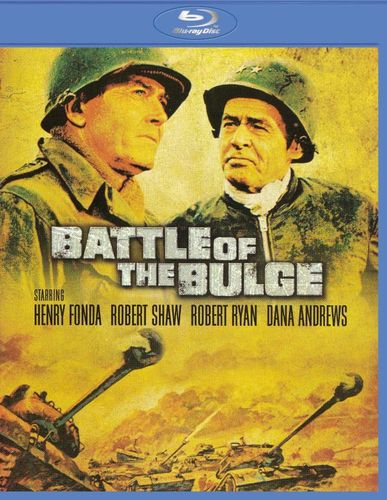 Battle of the Bulge [Blu-ray] [1965] 4776041
