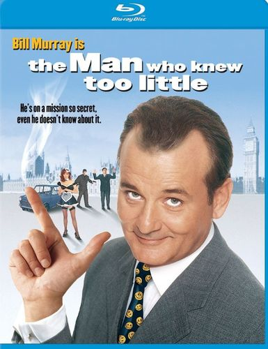 The Man Who Knew Too Little [Blu-ray] [1997] 4777203