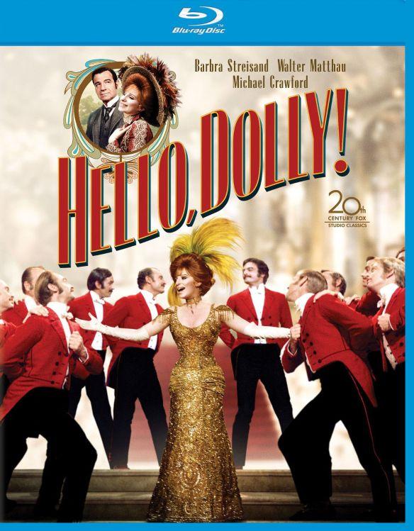 Hello, Dolly! [Blu-ray] [1969] 4777303