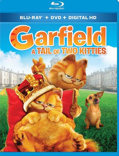 Garfield: A Tail of Two Kitties [Blu-ray/DVD] [2 Discs] [2006] 4777304