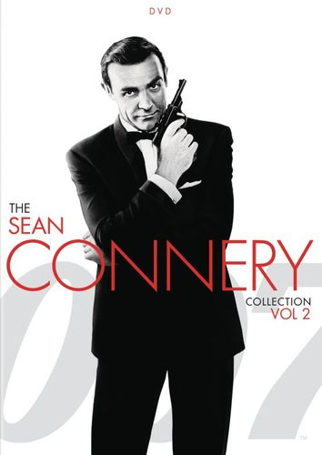 007: The Sean Connery Collection - Vol 2 [DVD] 4777802