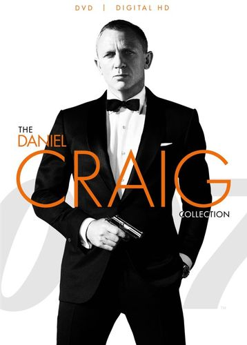 007: The Daniel Craig Collection [DVD] 4777804