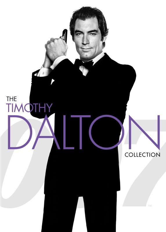 007: The Timothy Dalton Collection [DVD] 4777805