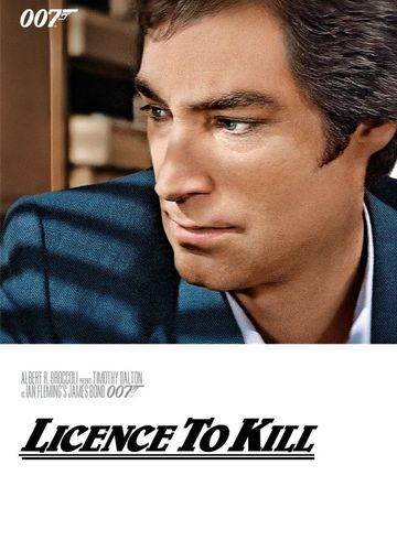 Licence to Kill [DVD] [1989] 4777806