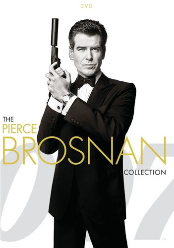007: The Pierce Brosnan Collection [DVD] 4777807