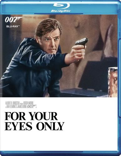 For Your Eyes Only [Blu-ray] [1981] 4777812